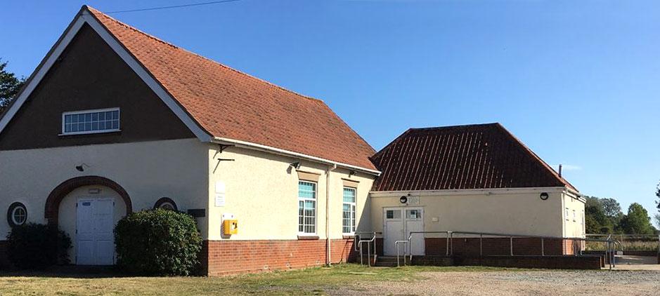 Gillingham-village-hall-external image